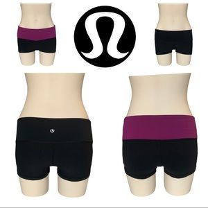 REVERSIBLE Lululemon Boogie Shorts